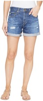 AG Adriano Goldschmied Hailey Shorts in 9 Years Exemption Women's Shorts
