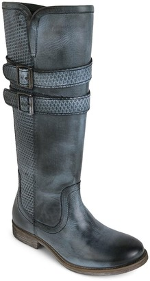 ROAN Tall Leather Boots - Date