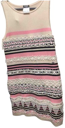 Chanel Multicolour Wool Dresses