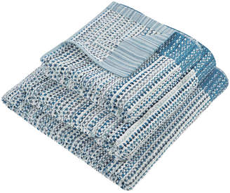A By Amara A by Amara - Navy Dash Towel - Hand Towel