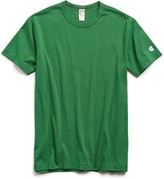 Todd Snyder + Champion Champion Basic Jersey Tee in Cabana Green