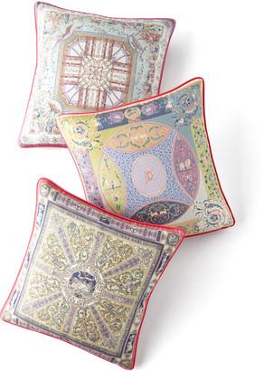 Etro Silk Pillow Set