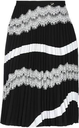 Class Roberto Cavalli Knee length skirt