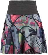 Smash Wear EFFETE Aline skirt grey