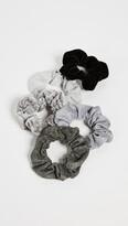 Thumbnail for your product : Kitsch Velvet Scrunchies