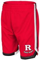 Toddler Rutgers Scarlet Knights Jumper Shorts