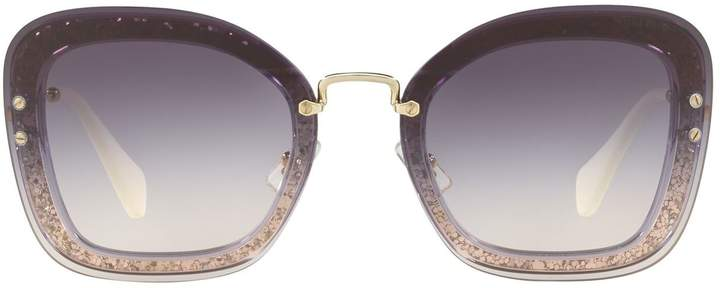 3405818ba7a2 Clear Frame Pink Sunglasses - ShopStyle