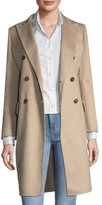 Max Mara Amabile Short Cashmere Coat