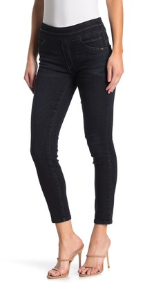 Democracy Ab Tech High Rise Glide Skinny Jeans