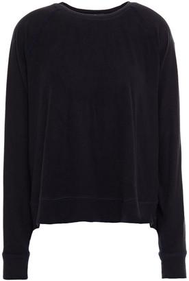James Perse Raglan Fleece Sweatshirt