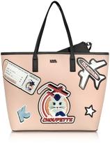Karl Lagerfeld K/Jet Choupette Quartz Shopper