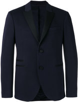 Neil Barrett suit jacket - men - Polyester/Spandex/Elastane/Viscose - 52