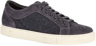 Corneliani Suede Sneakers