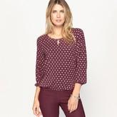 Anne Weyburn Soft Fabric Printed T-Shirt