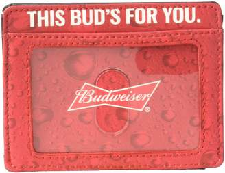 Budweiser By Buxton Budweiser by Buxton Men's Co2 Front Pocket Getaway Wallet