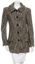 Chanel Wool Tweed Coat