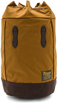 Filson Small Pack in Cognac.