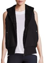 Alo Yoga Flat Iron Faux Fur Vest