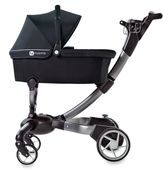 4 Moms 4moms® Origami® Bassinet in Black and Silver