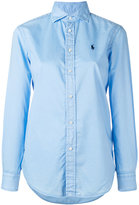 Polo Ralph Lauren classic logo shirt - women - Cotton - 4