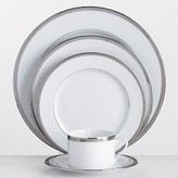 Laurel Platinum Dinnerware by Phillipe Deshoulieres