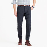 J.Crew Ludlow suit pant in English Donegal tweed