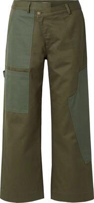 Monse 3/4-length shorts