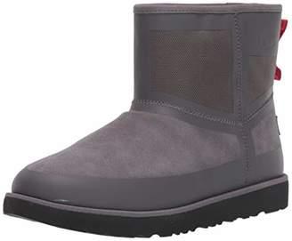 UGG Men's Classic Mini Urban TECH Waterproof Fashion Boot