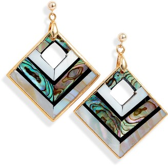 Set & Stones Olsen Drop Earrings