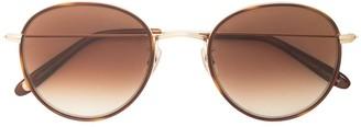 Garrett Leight Paloma round frame sunglasses