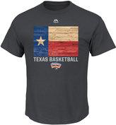 Majestic Men's San Antonio Spurs Rep Hard T-Shirt