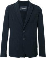 Herno classic blazer - men - Polyamide/Spandex/Elastane - 50