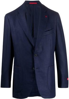 Isaia Tailored Suit Blazer