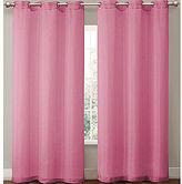 "Victoria Classics Sparkle Grommet-Top 84"" Curtain Panel"