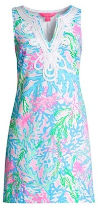 Lilly Pulitzer Harper Printed Shift Dress