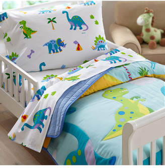 Wildkin Dinosaur Land Toddler Sheet Set Bedding