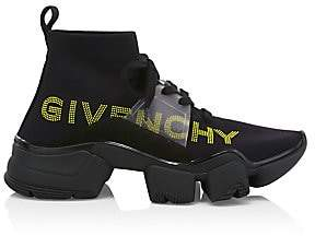 Givenchy Men's Jaw Chunky Sock Sneakers