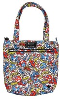 Ju-Ju-Be Infant Tokidoki X 'Be Light' Diaper Tote - Blue