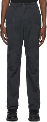 Nonnative Black Ripstop Alpinist Trousers
