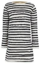 Noë & Zoe Berlin Striped Jersey Dress