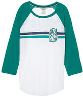 PINK Seattle Mariners Bling Perfect Baseball Tee