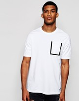 Nike Tech Knit Pocket T-Shirt 729397-100