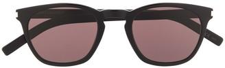 Saint Laurent SL 28 Slim Wayfarer sunglasses