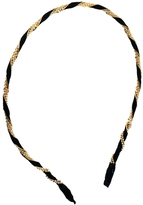 Asos Limited Edition Twist Chain Thin Headband