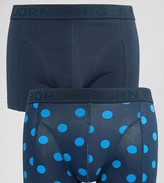 Bjorn Borg 2 Pack Trunks in Spot