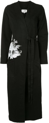 MM6 MAISON MARGIELA Long Belted Coat