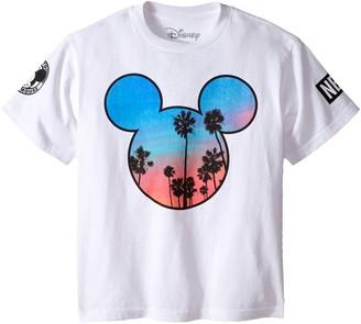 Disney mens Neff Youth Palms Mickey Prime Tee fashion t shirts