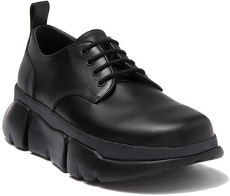 MCM Collection Lug Sole Sneaker