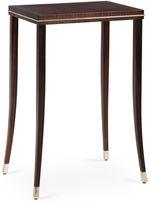 Jonathan Charles Soho Side Table, Espresso/Multi