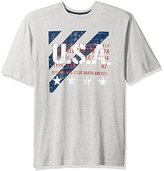 Lee Men's USA America Tees (Regular and Big and Tall Sizes)
